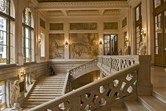 Hôtel de Ville de Saint-Gilles/ stadhuis van Sint-Gillis, place Van Meenenplein 39 Saint-Gilles/Sint-Gillis (photo/foto : A. de Ville de Goyet, SPRB/GOB)