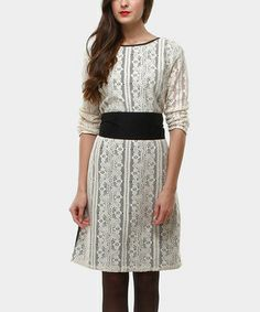 Inspired by high-end Spanish fashion, this luxe dress is designed with quality and style in mind. Flaunting a cozy cotton blend and a silhouette that flatters the feminine form, it's the perfect pick for in-the-know fashion mavens.