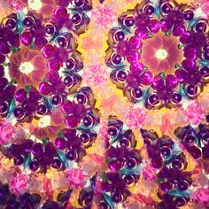 Thinking Pink Kaleidoscope image
