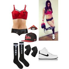 Nikki Bella Inspired I want this to be my Halloween costume