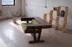 mesa sillón