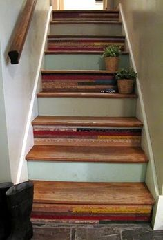 stair riser designs - Google Search