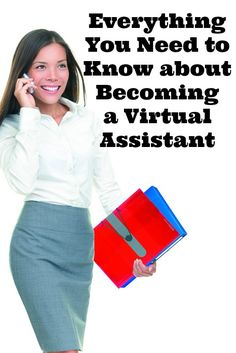 Interested in what it takes to become a VA (virtual assistant)? I tell all in today's post.