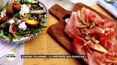 Dossier du Jour : Cuisine italienne : la préférée des Français !