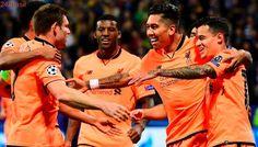 7 a 0 na Eslovênia | Coutinho e Firmino brilham em massacre do Liverpool