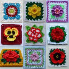Instant Download E-Book con Crochet Patterns  meglio dei