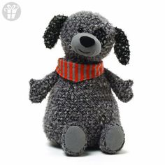 Gund Dogville Seated Dog Plush (*Amazon Partner-Link)