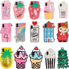 Cases, Covers & Skins Disney Quicksand Cartoon Silicone Phone Case Back Skin For Iphone 6 7 8 X 10 Iphone 6, Iphone Cases, Girly Phone Cases, Cool Cases, Silicone Phone Case, 3d Cartoon, Silicone Rubber, Cell Phone Accessories, Disney