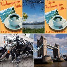 London oder der Hallstätter See? Alles ist möglich für Sue.