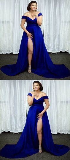 Plus Size Prom Dresses, royal blue prom dresses plus size evening gown Navy Bridal Plus Size Prom, Plus Size Wedding, Plus Size Dresses, Plus Size Gowns Formal, Long Prom Gowns, Homecoming Dresses, Wedding Dresses, Short Prom, Bridesmaid Dresses