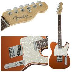 Introducing the NEW #FenderEliteSeries #guitars.