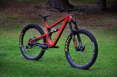 Santa Cruz Hightower, Santa Cruz Bronson, Custom Bikes, Biking, Mtb, Devil, Cycling, Bicycle, Bike