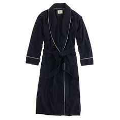 J.Crew+-+Flannel+robe