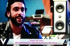 """Marco Mengoni è scaramantico: """"San Siro? Magari per una partita di calcio"""
