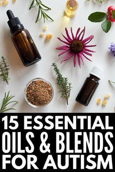 Remedies For Insomnia Essential Oils for Autism and Sensory Processing Disorder Essential Oils For Autism, Young Living Essential Oils, Essential Oil Blends, Healing Oils, Natural Healing, Healing Hands, Sensory Processing Disorder, Young Living Oils, Natural Home Remedies