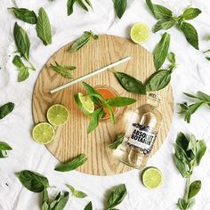 Absolut Botanik. The essence of summer is here and crystal clear. : @katnt