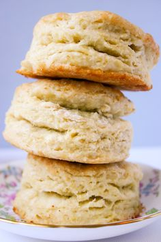 Fat, Flaky Buttermilk Biscuits