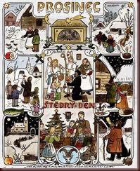 Mother Family, Nocturne, Czech Republic, Four Seasons, Folk Art, Christmas Crafts, Diy Crafts, Illustration, European Countries