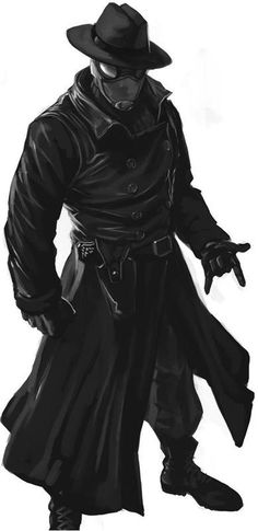 One of the different types of Spider-Men: Spider-Man Noir