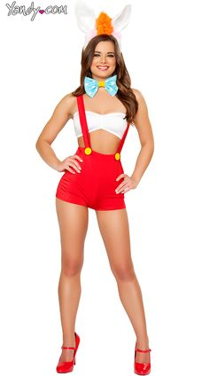 "Website says ""Exclusive Sexy Rabbit Costume"" PRETTY SURE that's Pinocchio as a donkey. $64.95"
