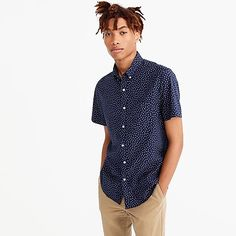 J.Crew: Clothes, Shoes & Accessories For Women, Men & Kids Crew Clothing, Mens Clothing Styles, Best Casual Shirts, Madras Shirt, Clothes 2018, Stretch Shorts, Long Sleeve Shirts, Men Sweater, Men Casual