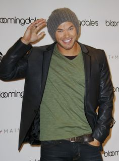 nerdy me is going to say it: this picture of Kellan Lutz is the perfect Elliot from the Fifty Shades trilogy