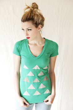 DIY: t-shirt design