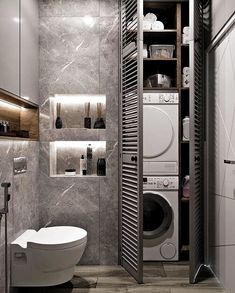 laundry room ideas maximize your tiny home and make life a little easier . laundry room ideas maximize your tiny home and make life a little easier . - 40 small bathroom remodel ideas on a budget 35 Laundry Room Remodel, Laundry Room Cabinets, Bathroom Cabinets, Bathroom Mirrors, Remodel Bathroom, Laundry Room Bathroom, Bath Room, Bathroom Canvas, Bathroom Layout