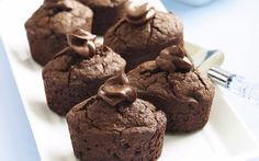 Decadent Chocolate Friands