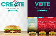 McDonald's pede para público criar lanches - http://marketinggoogle.com.br/2014/05/20/mcdonalds-pede-para-publico-criar-lanches/