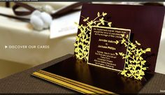 "Fret Knot Events: ""Pop-Up"" Invitations that will have guests ""Popping-in"" to your event"