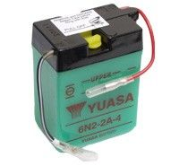 Yuasa 6N2-2A-4 Motorcycle Batteries
