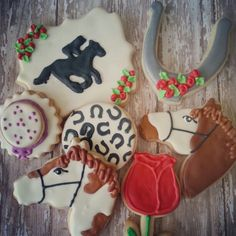 Kentucky Derby 2015 Cookies
