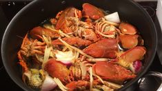 Alla recept i kategorin Kräftskiva | SVT recept Paella, Meat, Ethnic Recipes, Food, Essen, Meals, Yemek, Eten