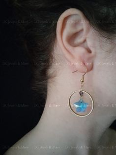 Make 2018 Wishes Upon Stars Women's Earrings, Women Accessories, Jewels, Gifts, Fashion, Moda, Presents, Jewerly, Fashion Styles