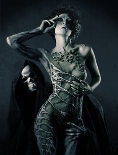 Amazing Body Paintings and Art works from the World Body Painting Festival... :)))))))))))))))))))