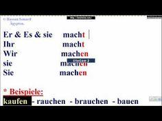 Lektion5-das Verb.avi تعليم اللغة الالمانية-الفعل http://ift.tt/2sBOjlk اللغة الالمانية حسن اون لاين تعلم اللغة الالمانية دورة لغة المانية شرح اللغة الالمانية كورس لغة ألمانية