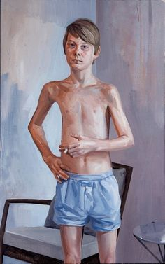 Flowers Gallery, Cork Street, London: 12 November 2014 – 3 January 2015 Private view: Tuesday 11 November Image: Tai-Shan Schierenberg, All the Young Dudes, Oil on canvas Tai Shan Schierenberg, All The Young Dudes, Boy Art, Old Boys, Life Drawing, Figure Painting, Contemporary Paintings, Artist At Work, Lovers Art
