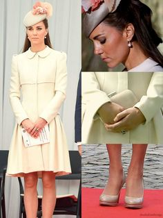 Duchess of Cambridge+50 Outfits- (28/50)