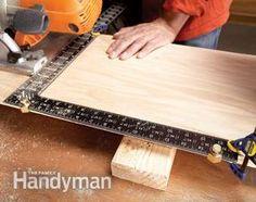 Top 10 Woodworking Tips