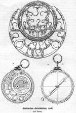 History of astronomy - Arabic astrolab from 1208 AD. Constellations, History Of Astronomy, Flash Art, Gifts For Office, 3d Prints, Pictures To Draw, Compass Tattoo, Stargazing, Islamic Art