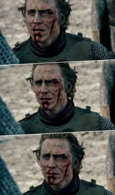 Tom Hiddleston (in The Hollow Crown)