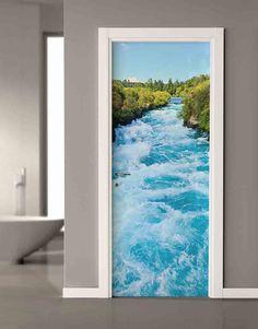 Can Am Landscaping Girard Il Vinyl Doors, Custom Wall Murals, Bedroom Decor, Wall Decor, Door Murals, Elegant Nails, Wall Wallpaper, Tiny House, Tapestry