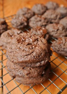 Low-Carb Best Chocolate Cookies