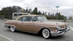 1958 Cadillac Series 62 Eldorado Biarritz Convertible 'AVN 927' 1 | Flickr - Photo Sharing!