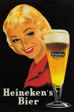 heineken- Dutch beer