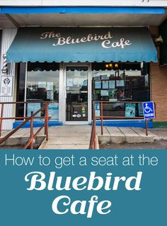 How to get a seat at