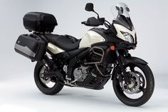 Say what you will this is an incredibly versatile bike. Suzuki V-Strom 650