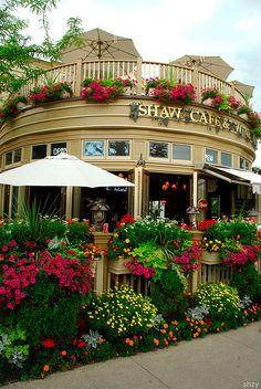 Niagara Falls Shaw Cafe