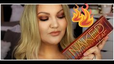 NEW Urban Decay Naked Heat Palette + Collection | First Look